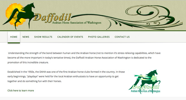 Daffodil Arabian Horse Association