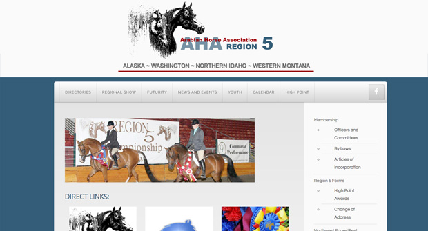Region 5 - Arabian Horse Association