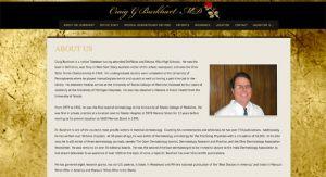 Craig Burkhart, MD Inc
