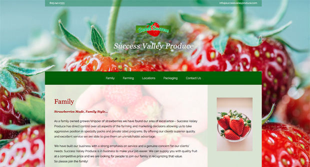 Success Valley Produce