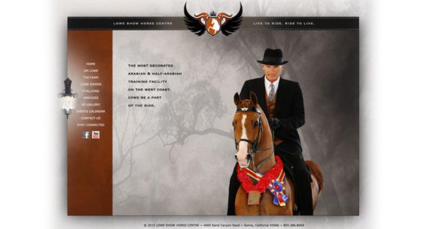 Lowe Show Horse Centre