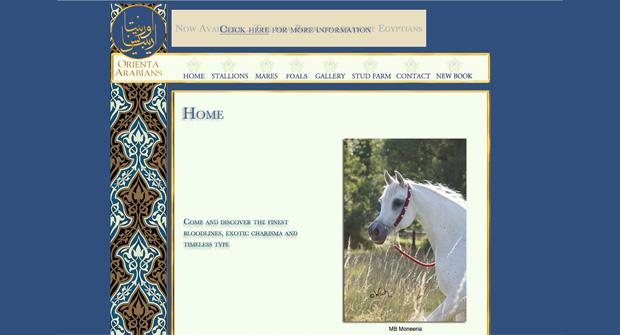 Orienta Arabians