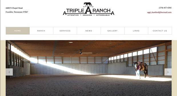 Triple A Ranch