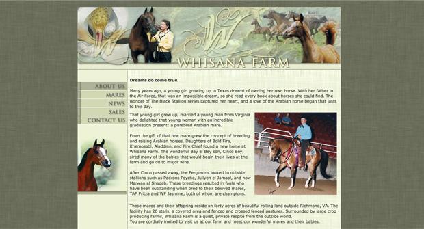 Whisana Arabians