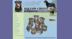 Falconcrest Rottweilers