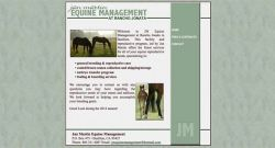 JM Equine Management
